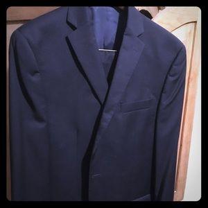 Micheal Kors navy suit